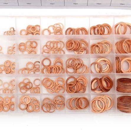 Měděné podložky 300 ks FT016003 TAGRED