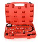 Tester pro měření kompresního tlaku v dieselových naftových lahvích FT284