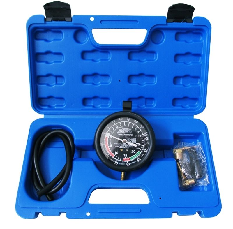 Tester tlaku palivového čerpadla, vakuometr FT0201 TAGRED